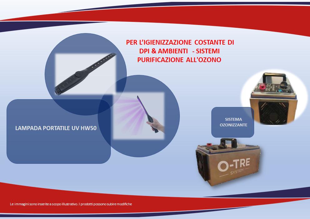 emergenza Coronavirus Igiene ambienti di Lavoro