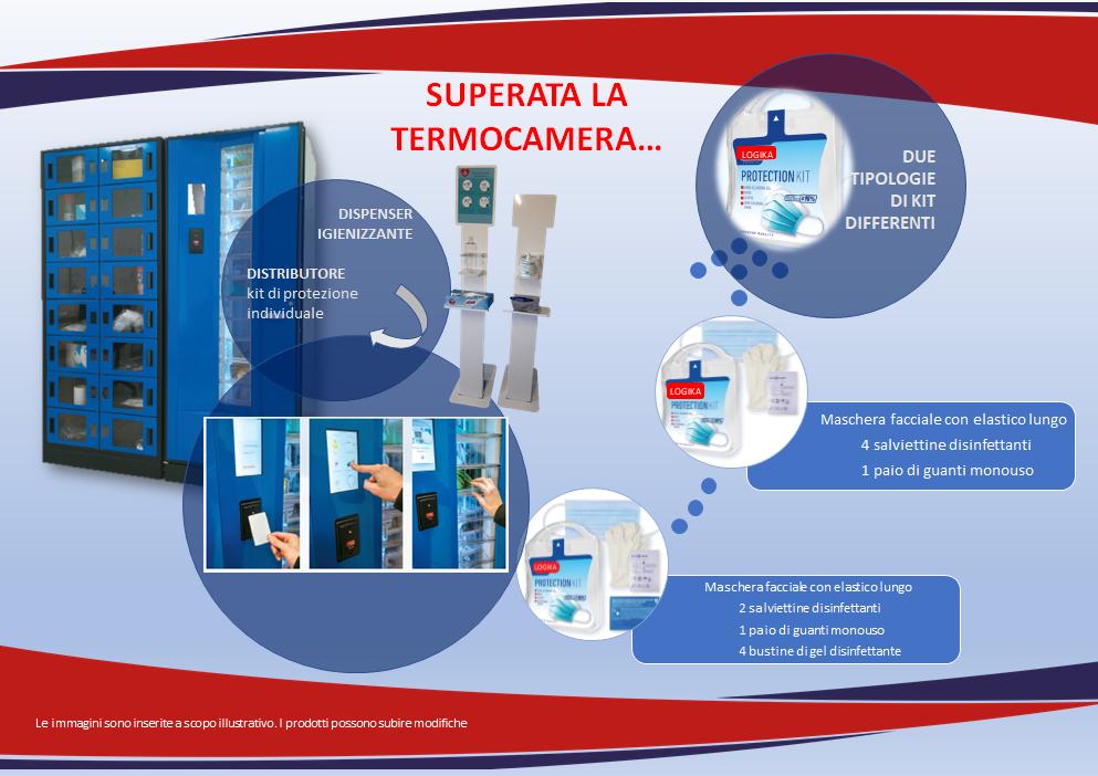 Emergenza Coronavirus Sicurezza Ambiente di Lavoro Reception