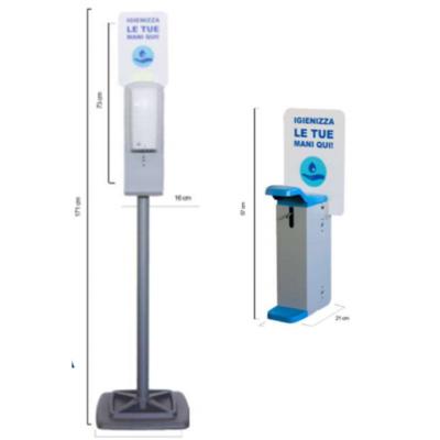 Dispenser Igienizzante Mani Gel