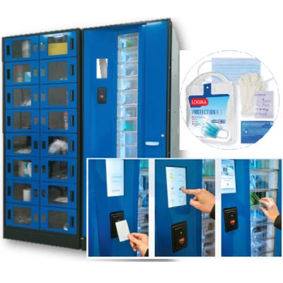 Distributore Kit protezione individuale