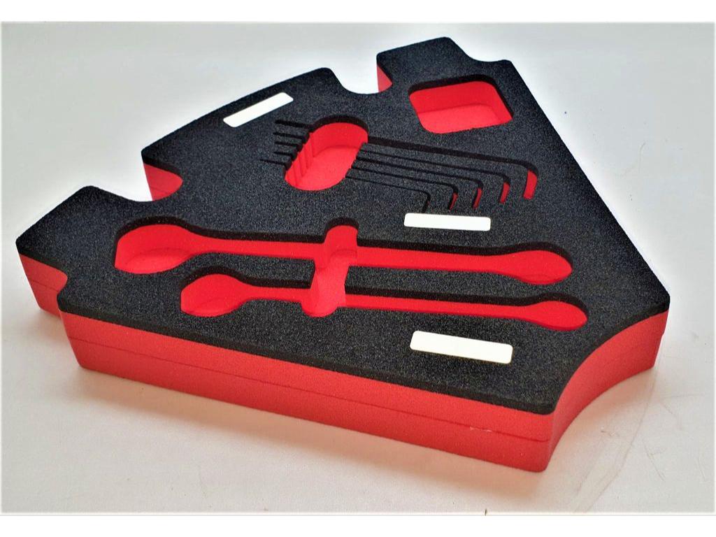 Shadow Boards materiale espanso poliuretano